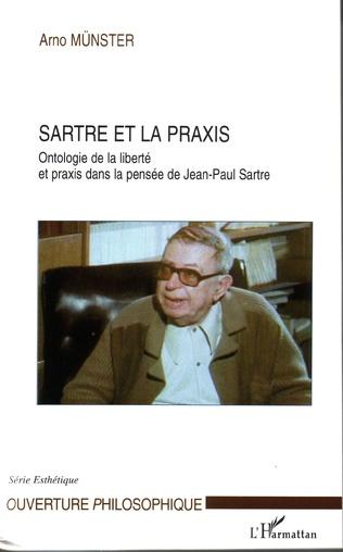 Couverture Sartre et la praxis