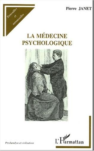 Couverture La médecine psychologique