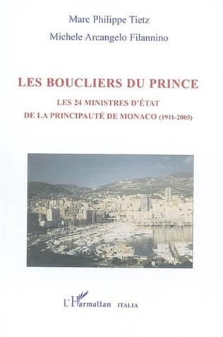 Couverture Les boucliers du prince