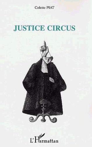 Couverture Justice Circus