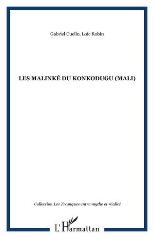Couverture Les Malinké du Konkodugu (Mali)