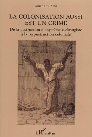 Couverture La colonisation aussi est un crime