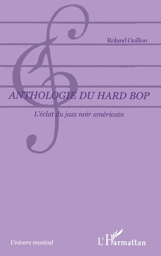Couverture Anthologie du hard bop