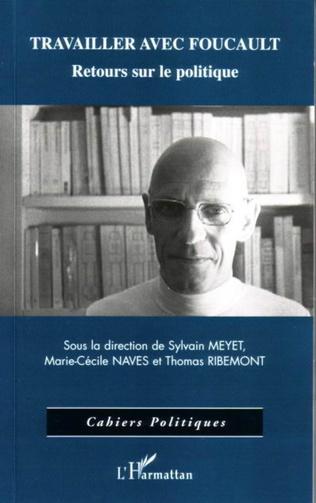 Couverture Travailler avec Foucault