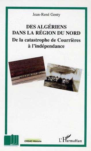 Couverture Des algériens dans la région du Nord