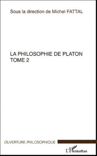 Couverture La philosophie de Platon