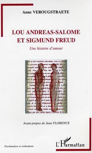 Couverture Lou Andreas-Salomé et Sigmund Freud