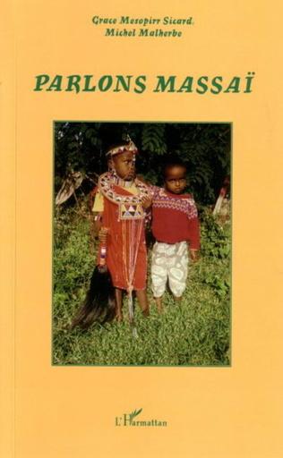 Couverture Parlons Massaï