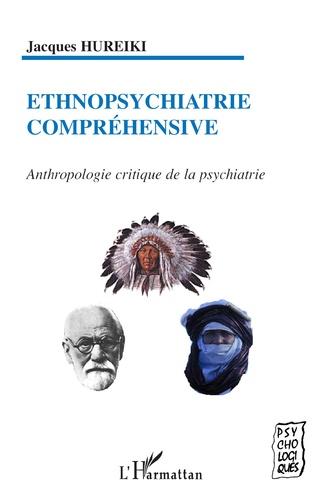 Couverture Ethnopsychiatrie compréhensive