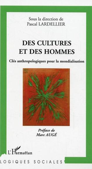 Couverture Des cultures et des hommes