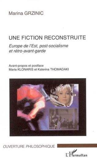 Couverture Une fiction reconstruite