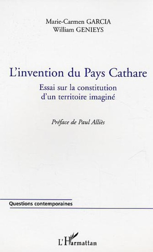 Couverture L'invention du Pays Cathare