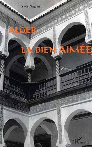 Couverture Alger la bien aimée