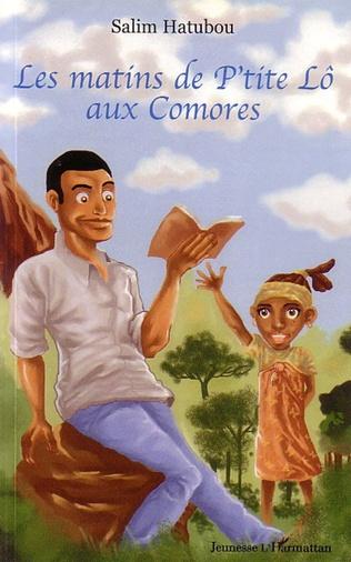 Couverture Les matins de P'tite Lô aux Comores