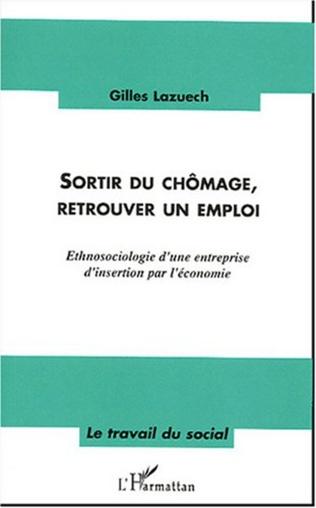 Couverture Sortir du chômage, retrouver un emploi
