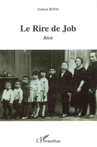 Couverture Rire de Job