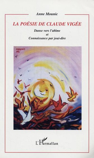 Couverture La poésie de Claude Vigée