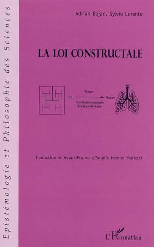 Couverture La loi constructale