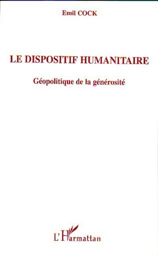 Couverture Le dispositif humanitaire