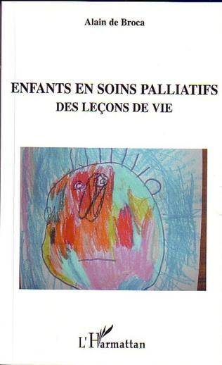Couverture Enfants en soins palliatifs