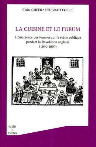 Couverture La cuisine et le forum