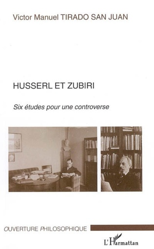 Couverture Husserl et Zubiri