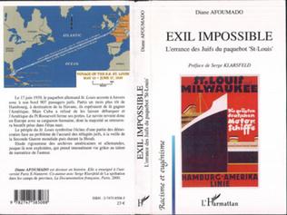 Couverture Exil impossible