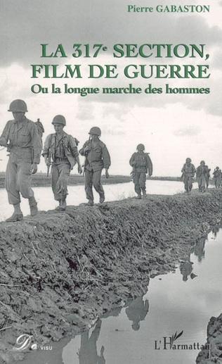 Couverture La 317è section, film de guerre