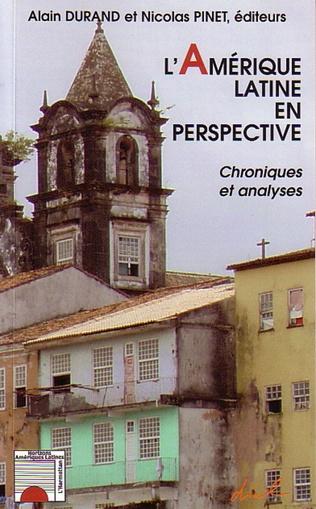 Couverture L'Amérique latine en perspective