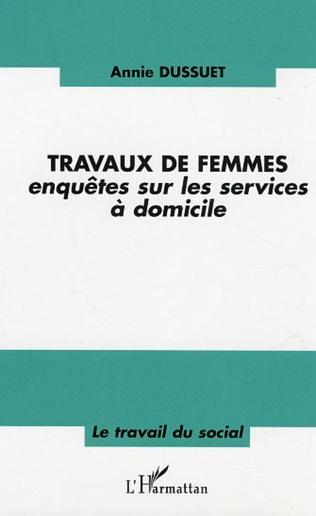 Couverture Travaux de femmes