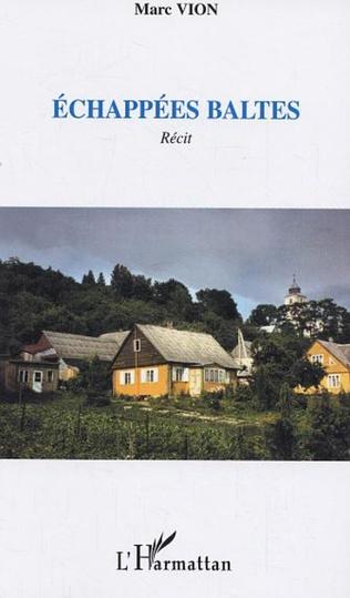 Couverture Echappées baltes