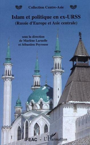 Couverture Islam et politique en ex-URSS