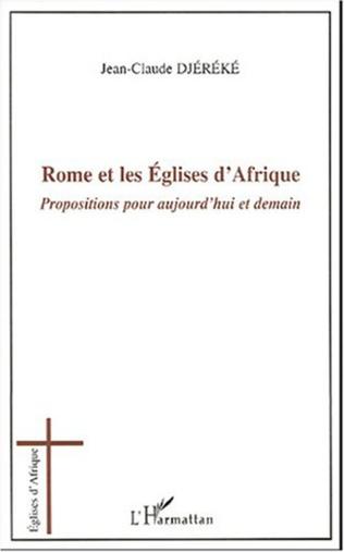 Couverture Rome et les Églises d'Afrique