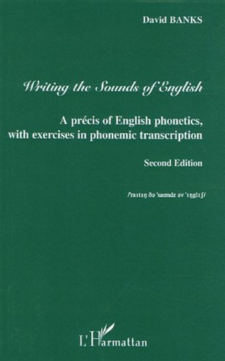 Couverture Writing the Sounds of English