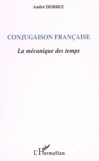 Couverture Conjugaison française