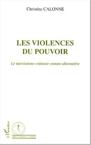 Couverture Les violences du pouvoir