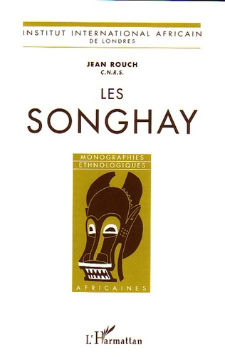 Couverture Les Songhay