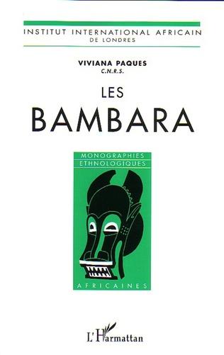 Couverture Les bambara