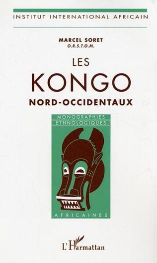 Couverture Les Kongo nord-occidentaux
