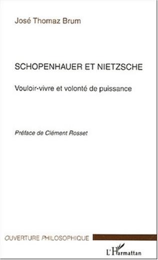 Couverture Schopenhauer et Nietzsche
