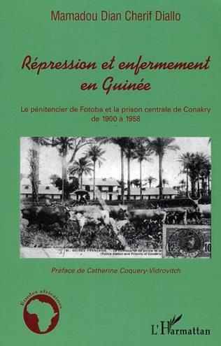 Couverture Répression et enfermement en Guinée