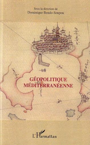 Couverture Géopolitique méditerranéenne
