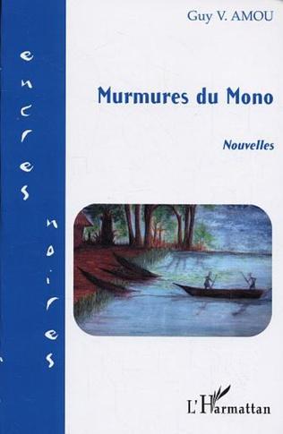 Couverture Murmures du Mono