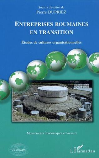 Couverture Entreprises roumaines en transition