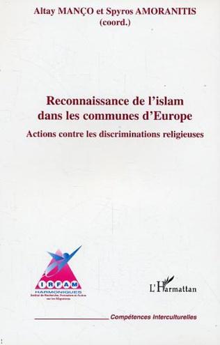Couverture Reconnaissance de l'islam dans les communes d'Europe
