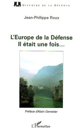 Couverture L'Europe de la Défense