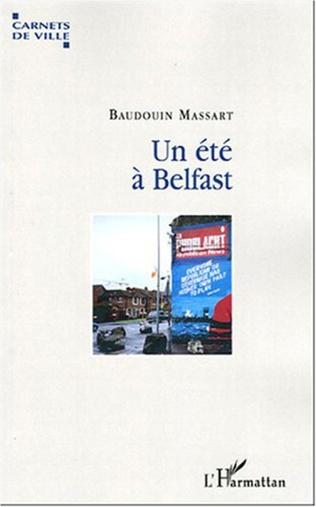 Couverture Un été à Belfast