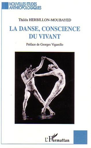 Couverture La danse, conscience du vivant