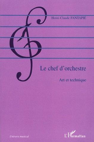 Couverture Le chef d'orchestre