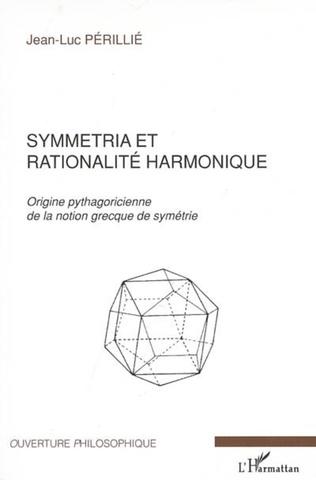Couverture Symmetria et rationalité harmonique